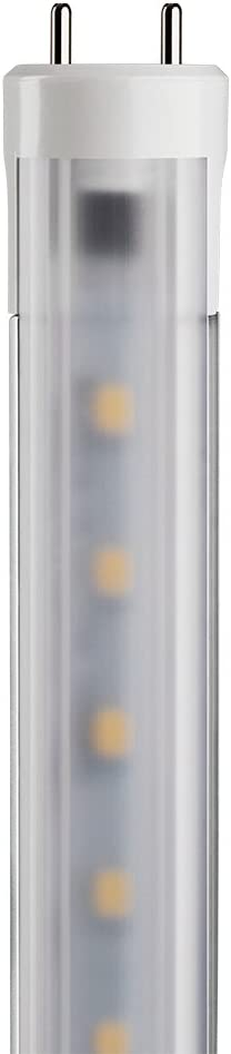 toggled A-Series T8 / T12 LED Light Tube Lamp, 4ft (48in), 16W, 4000K (Cool White), Simple Ballast Bypass Installation