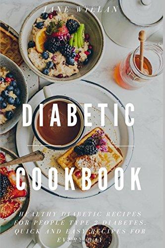 Diabetic Cookbook Healthy Diabetic Recipes For People Type