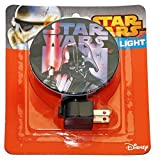 Star Wars Darth Vader Night Light Wall Lamp For Sale