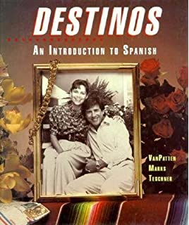 Printables Destinos Worksheets destinos workbookstudy guide 1 lecciones 26 mcdougal littel an introduction to spanish student edition