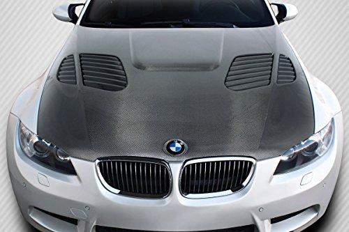 M3 Gtr Hood (2007-2013 BMW M3 E90 E92 E93 Carbon Creations DriTech GTR Hood - 1 Piece)