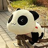 35 45 55cm Cute Panda Cushion Soft Home Car Seat Throw Pillow ( 35cm )
