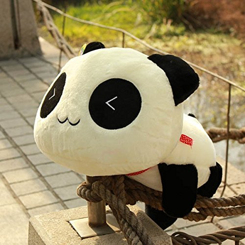 35 45 55cm Cute Panda Cushion Soft Home Car Seat Throw Pillow ( 35cm ) by Freelance Shop Home and kitchen
