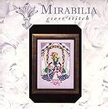 Mirabilia Cross Stitch Chart & Embellishment Pack ~ Alice