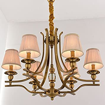 Stoff Fr Einfache Wohnzimmer Lampen Eisen