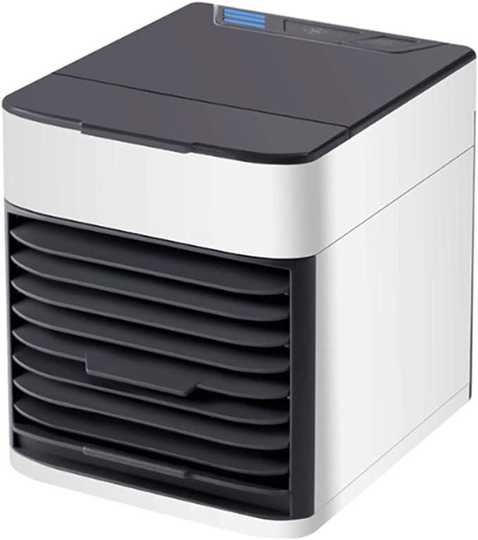 Ycncixwd Mini aire acondicionado portátil humidificador ...