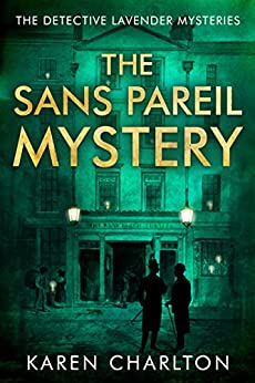 Pareil Mystery Detective Lavender Mysteries ebook product image