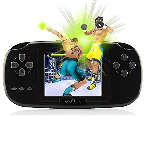 """Game Handheld Console,Rongyuxuan Game Console 2.8""""LCD PVP"""