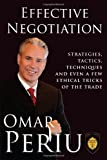 Effective Negotiation, Omar Periu, 1493774050