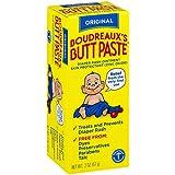 Boudreaux's Butt Paste Diaper Rash Ointment   Original Formula   2-Ounces Tube   1-Unit
