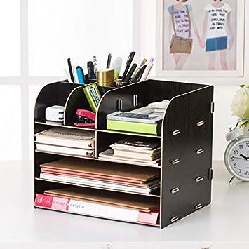 Schreibtisch Organizer Schreibwaren Fernbedienung Gross Schublade