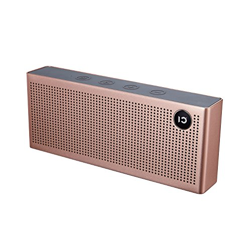 Portable Bluetooth Speaker, SHIDU Bluetooth 4.2 Wireless Speaker with Crystal Clear Sound and Built-in Microphone for Outdoors / Indoor Entertainment