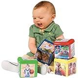 Stack n Smile Photo Blocks Stacking Toy
