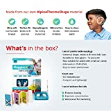 Alpine Pluggies Kids Ear Plugs for Small Ear Canals