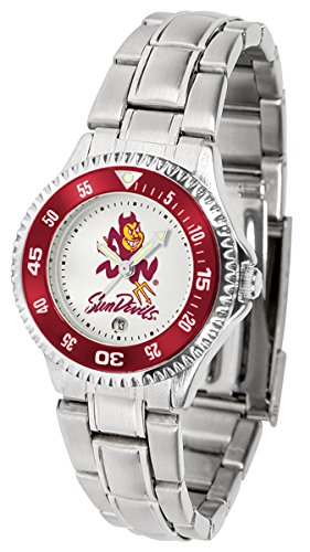 Linkswalker Ladies Arizona State Sun Devils Competitor Ladies Steel -