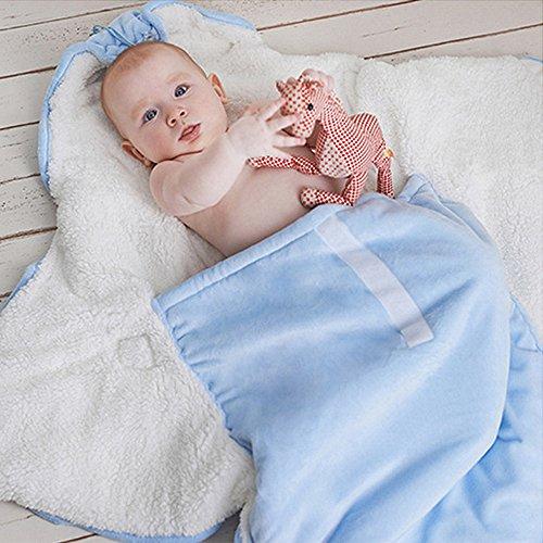 Sheepskin Baby Pram Blanket - 6