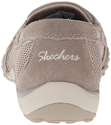 Skechers Sport High Seas Fashion Sneaker Taupe