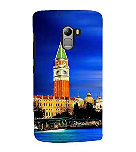 Vizagbeats church tower Back Case Cover for Lenovo K4 Note
