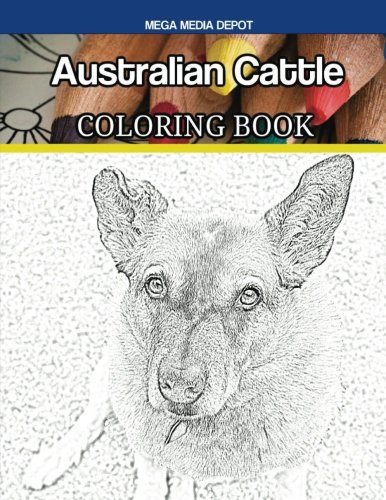 Download Australian Cattle Coloring Book PDF