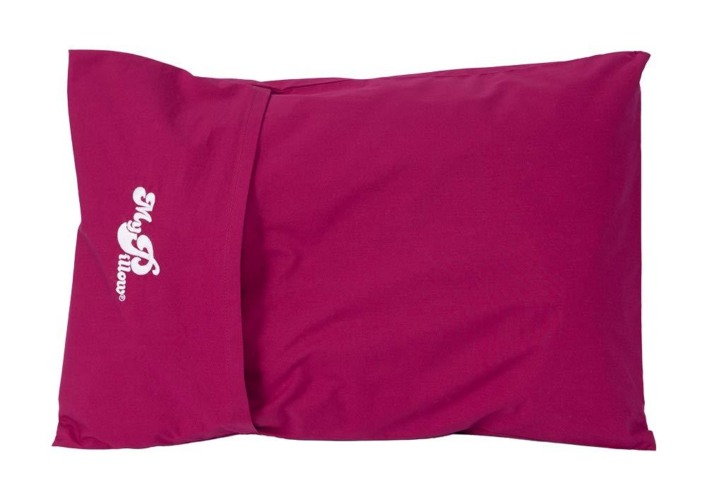 MyPillow Roll & GoAnywhere Pillow (Raspeberry) by MyPillow