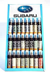 genuine subaru touch up paint g1u ice. Black Bedroom Furniture Sets. Home Design Ideas