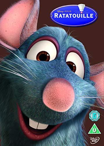 Ratatouille - Dvd Ratatouille Movie