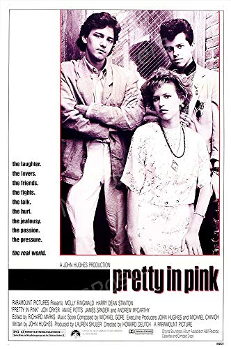 MCPosters - Pretty in Pink Glossy Finish Movie Poster - MCP632 (24