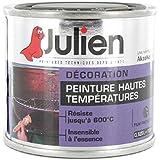 Julien 185022 Thermo 600°C Peinture haute température 0,125 L Aluminium