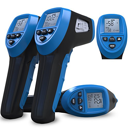 Best Infrared Thermometers 2019 - For Non-Contact