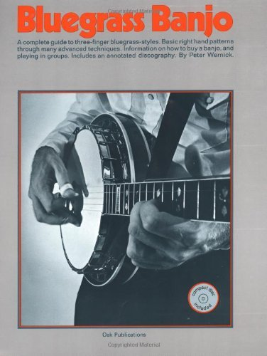 Bluegrass Banjo [Paperback] [1992] (Author) Pete - Wernick Banjo Pete