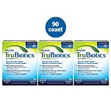 TruBiotics Daily Probiotic, 90 capsules - Gluten Free, Soy Free Digestive + Immune Health Support Supplement for Men and Women
