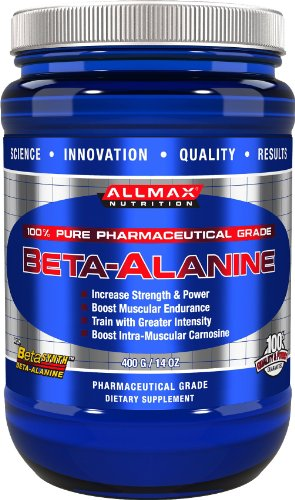 Allmax Nutrition Beta Alanine 400 Grams