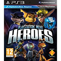 PS3 PLAYSTATION MOVE HEROES