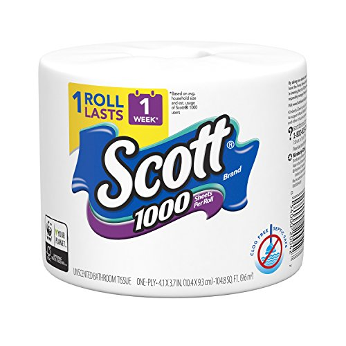 1000 count toilet paper - 9