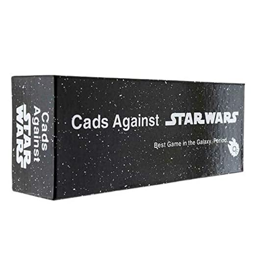 Cards Against Star Wars - Incohearent Juegos de Mesa Adulto ...
