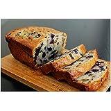 Katz Gluten Free Blueberry Loaf, 13.5 Ounce, Certified Gluten Free - Kosher - Dairy, Soy, Corn & Nut free - (Pack of 1)