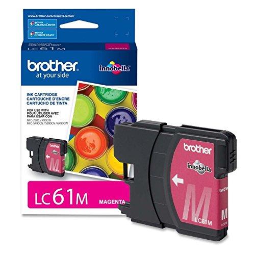 Brother LC61 Magenta Ink Cartridge