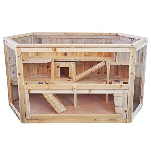 no wire hamster cage - 5