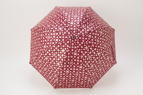 マルチパーパス・デザイニング遮光・遮熱深張り日傘(8・レッド)