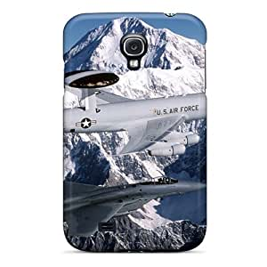 Galaxy S4 Cases Covers - Slim Fit Tpu Protector Shock Absorbent Cases