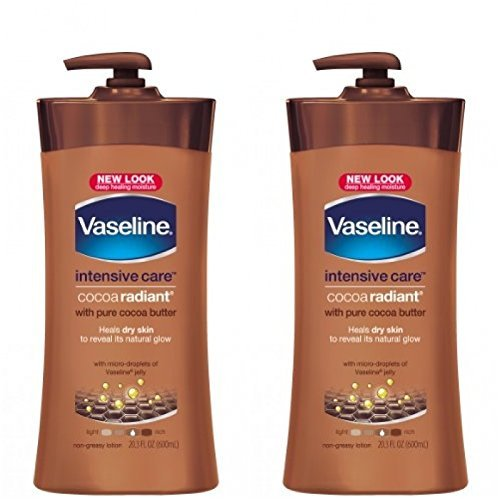 Vaseline Total Moisture Body Lotion - 9