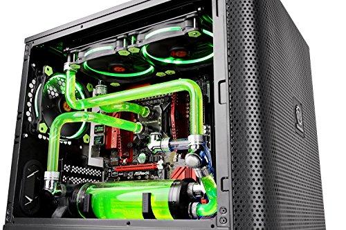 Thermaltake Core V21 Spcc Micro Atx Mini Itx Cube Gaming