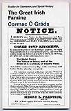 The Great Irish Famine, Ó Gráda, Cormac, 0333398831