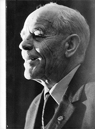 Vintage photo of Portrait of Stefen Ignar.