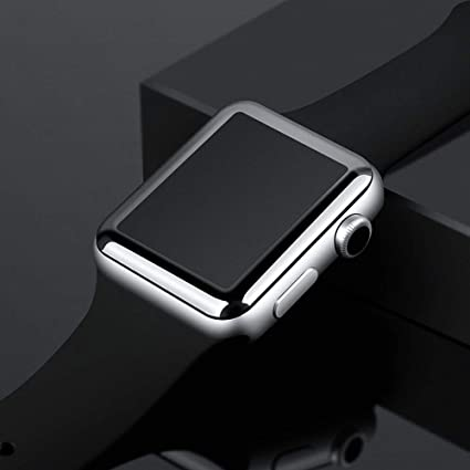 BATOP Apple Watch Screen Protector || 4d Full Cover Soft Edge Full Gel Glass Film