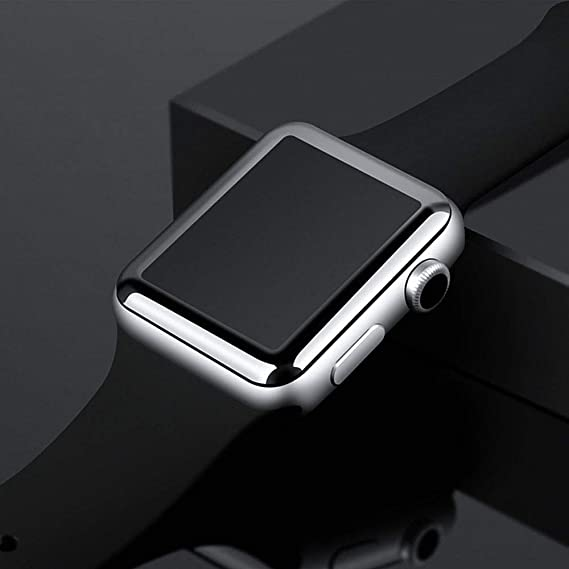 BATOP Apple Watch Screen Protector || 4d Full Cover Soft Edge Full Gel Glass Film