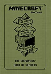 An all-new official Minecraft™ guidebook full of tips to fend off mobs and withstand the wild!This official Minecraft™ book contains the collective knowledge of the Survivors: an underground group of Minecraft™ experts who have been around si...