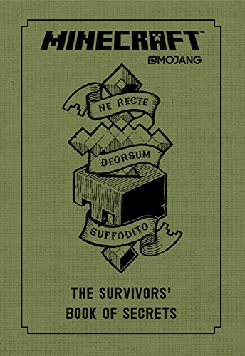 Minecraft: The Survivors' Book of Secrets: An Official Mojang ()