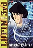 Lupin III Special Tv Box 03 (4 Dvd) by animazione
