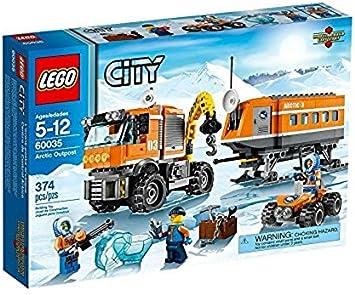 LEGO Neve Bici /& Explorer-Split da LEGO ARCTIC 60194